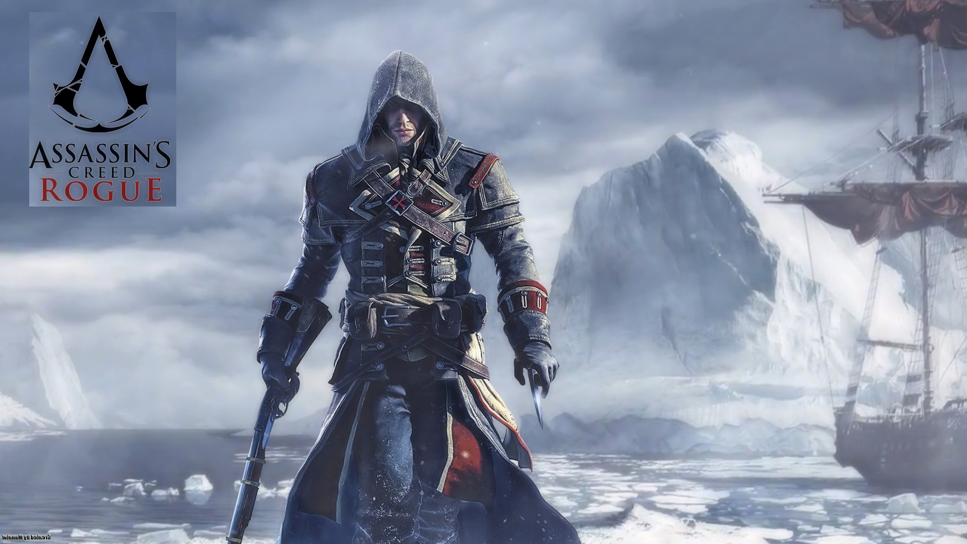 Assassins creed rogue wallpapers driverlayer search engine for Assassin s creed sfondi